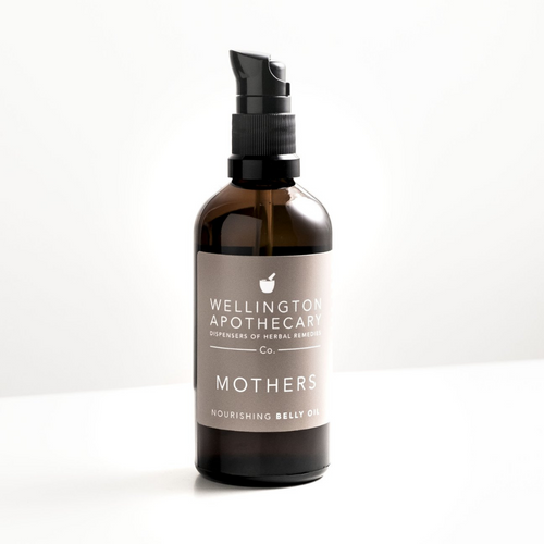 Mothers Nourishing Belly Oil