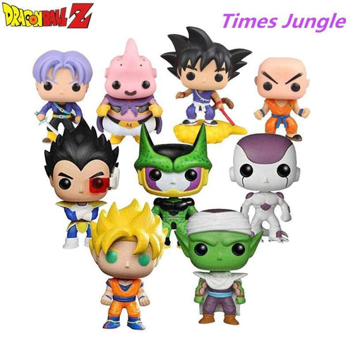 9 Style Dragon Ball Z Action Figure