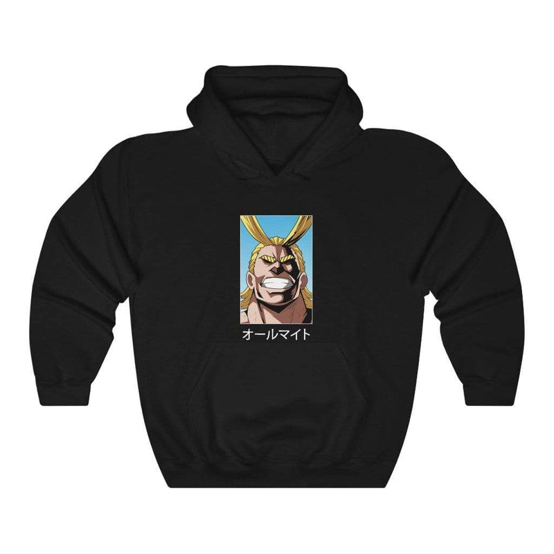 All Might Solo hoodie
