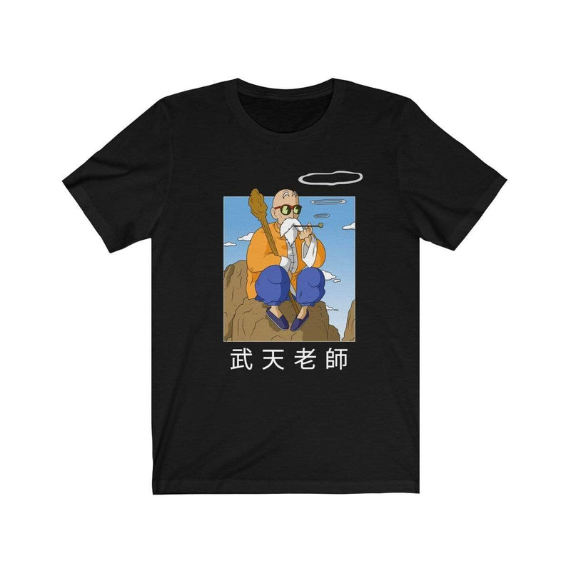 Black Master Roshi Color Tee
