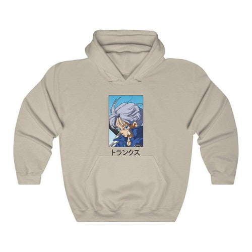 Copy of Future Trunks Solo Hoodie