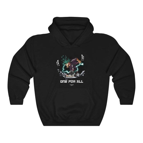 Deku One For All hoodie