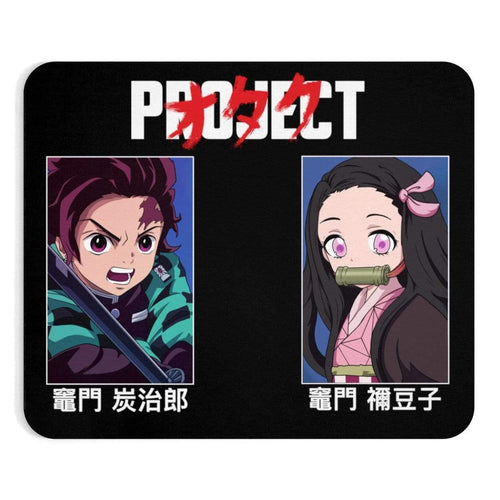 Demon Slayer Otaku MousePad