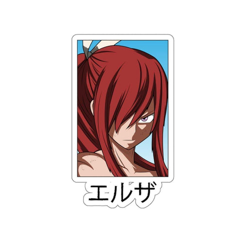 Erza Solo Sticker