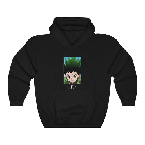 Gon Freecss Solo Hoodie