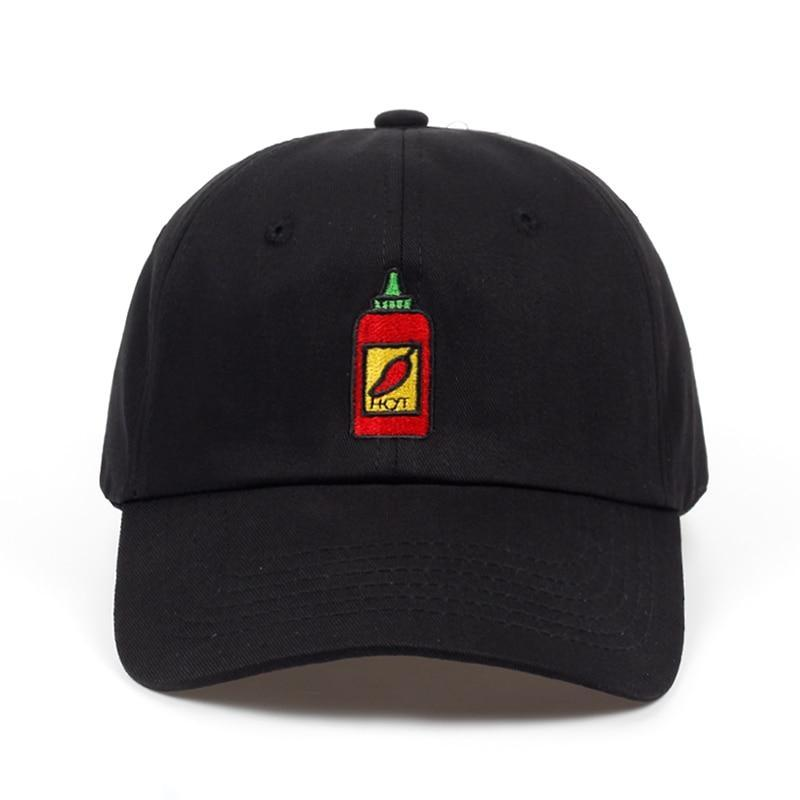 Hot Sauce Dad Hat
