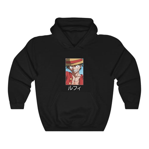 Luffy Solo Hoodie