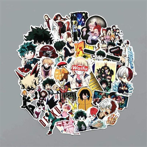My Hero Academia Sticker Set