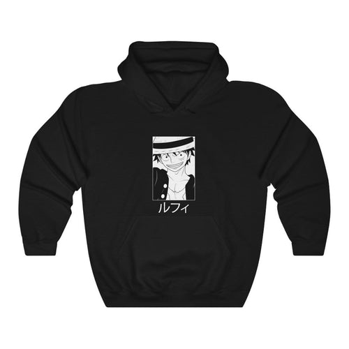 Reverse Luffy Solo Hoodie