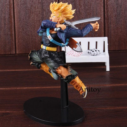 SS Trunks Slash Figure