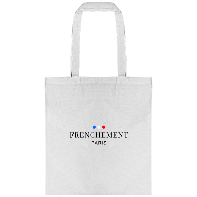 FRENCHEMENT | SAC EN TOILE - Frenchement