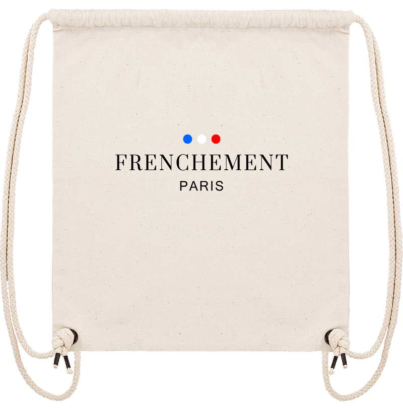 FRENCHEMENT | SAC DE GYM BIO - Frenchement