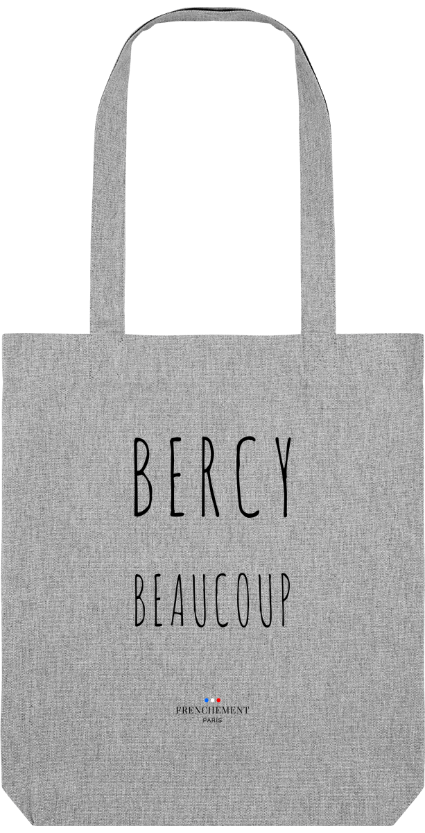 BERCY BEAUCOUP | TOTE BAG BIO - Frenchement