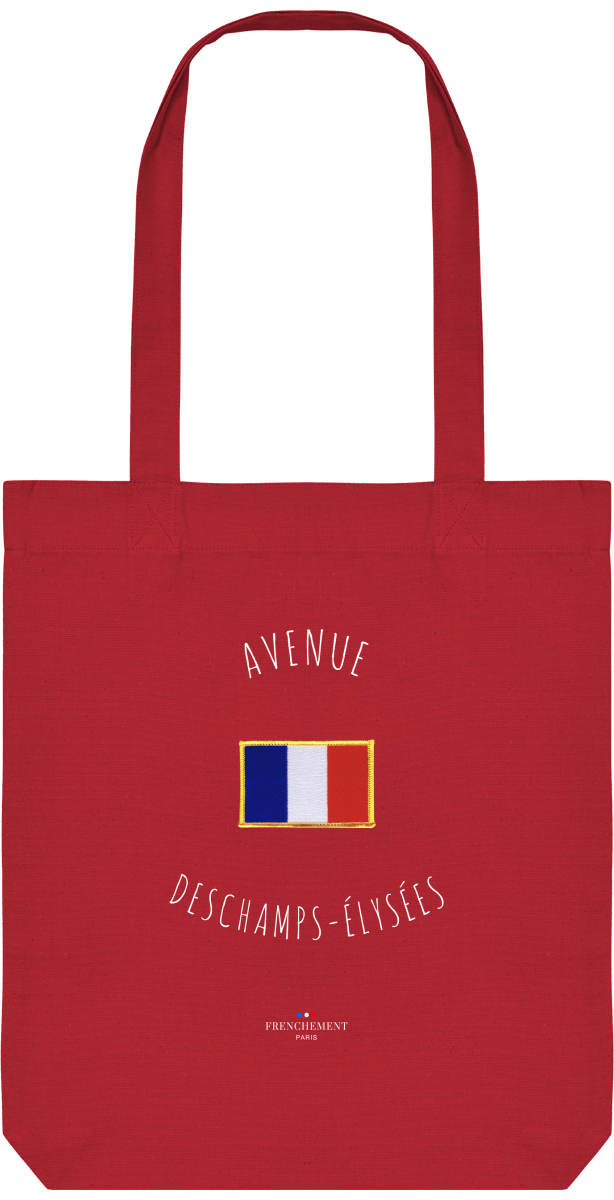 AVENUE DESCHAMPS-ELYSÉES | TOTE BAG BIO - Frenchement