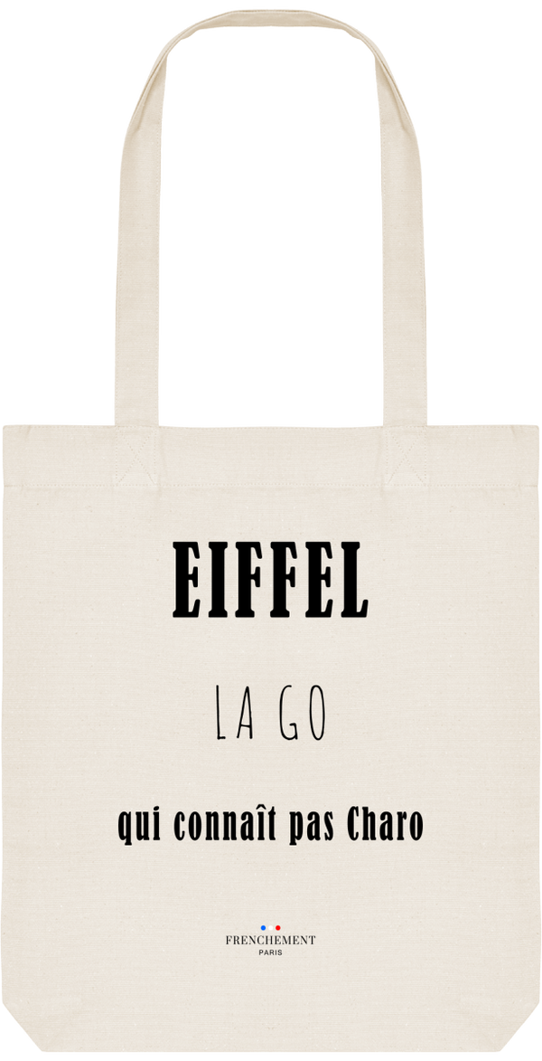 EIFFEL LA GO | TOTE BAG BIO - Frenchement