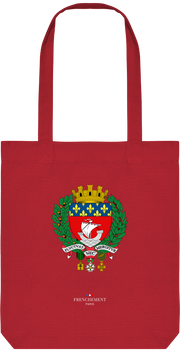 FLUCTUAT NEC MERGITUR | TOTE BAG BIO - Frenchement