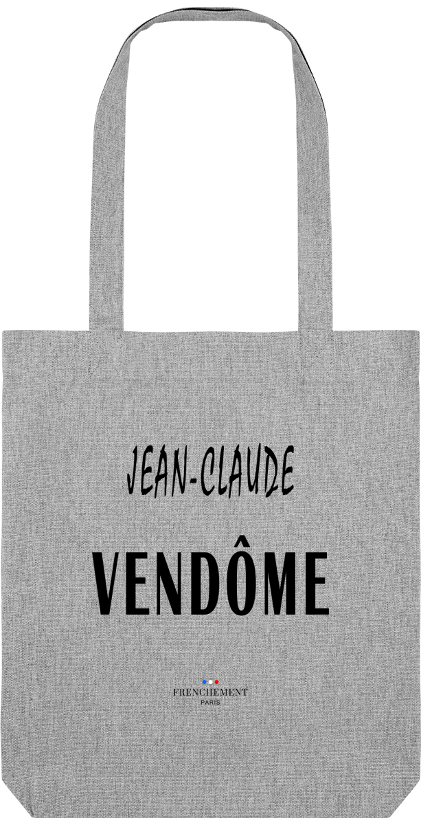 JEAN-CLAUDE VENDÔME | TOTE BAG BIO - Frenchement
