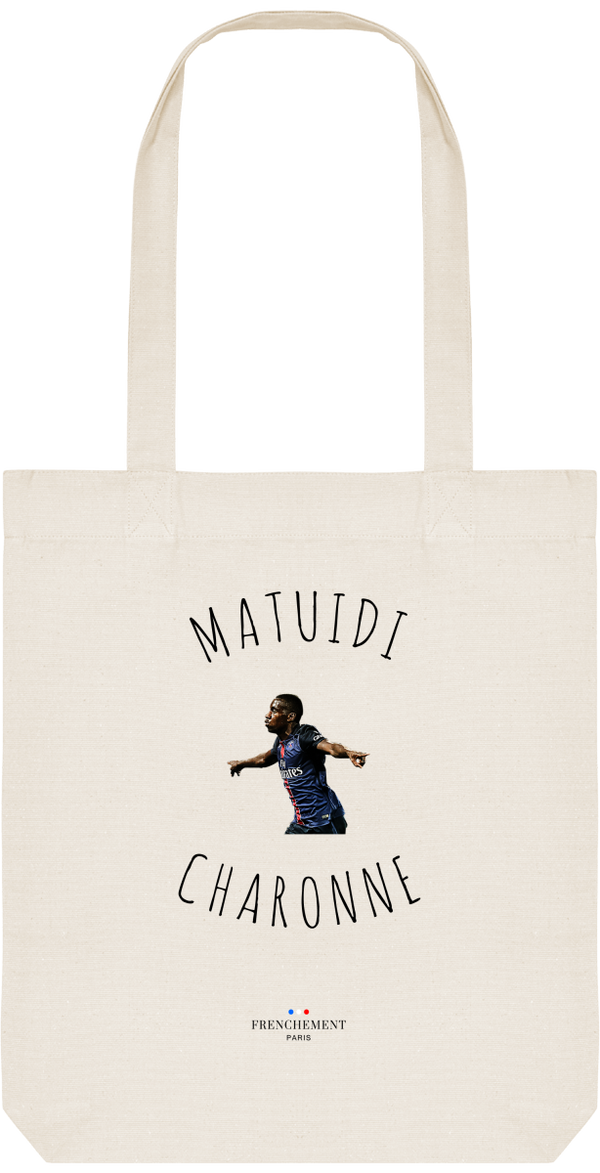 MATUIDI CHARONNE | TOTE BAG BIO - Frenchement