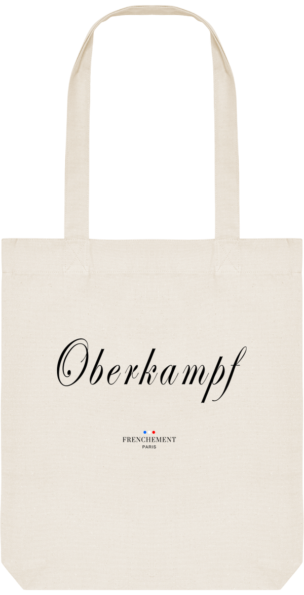 OBERKAMPF | TOTE BAG BIO - Frenchement