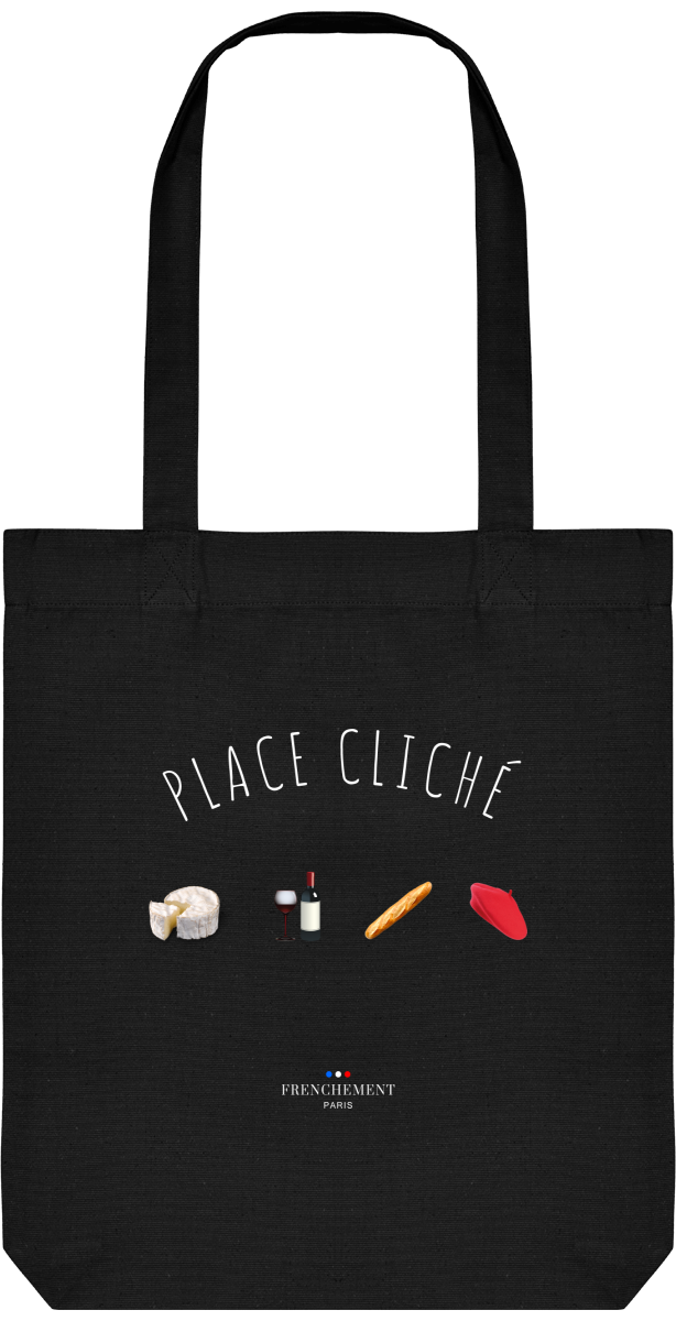 PLACE CLICHÉ | TOTE BAG BIO - Frenchement