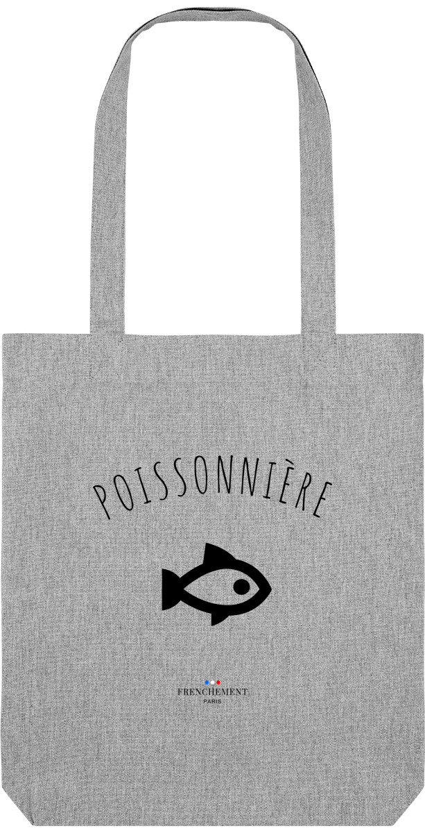 POISSONNIÈRE | TOTE BAG BIO - Frenchement