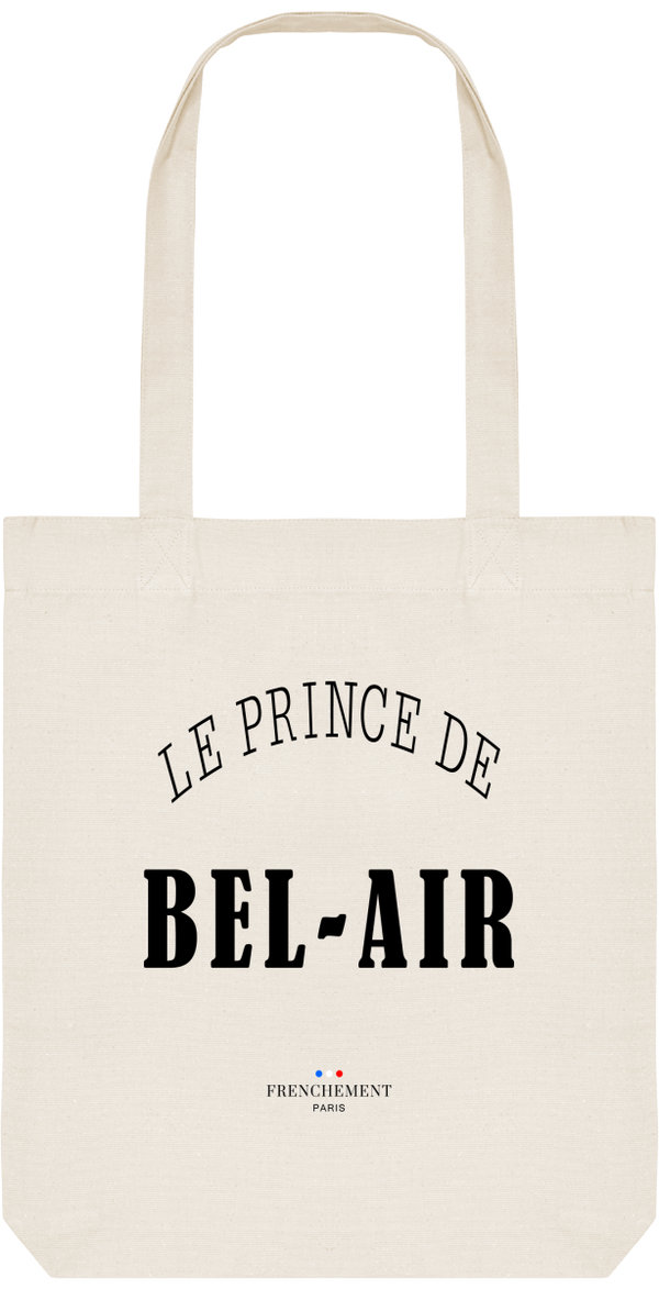 LE PRINCE DE BEL-AIR | TOTE BAG BIO - Frenchement
