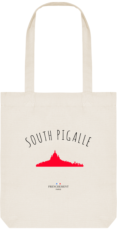 SOUTH PIGALLE | TOTE BAG BIO - Frenchement