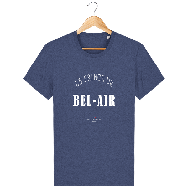 LE PRINCE DE BEL-AIR | T-SHIRT HOMME BIO - Frenchement