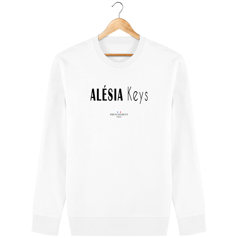 ALÉSIA KEYS | SWEAT UNISEXE BIO - Frenchement