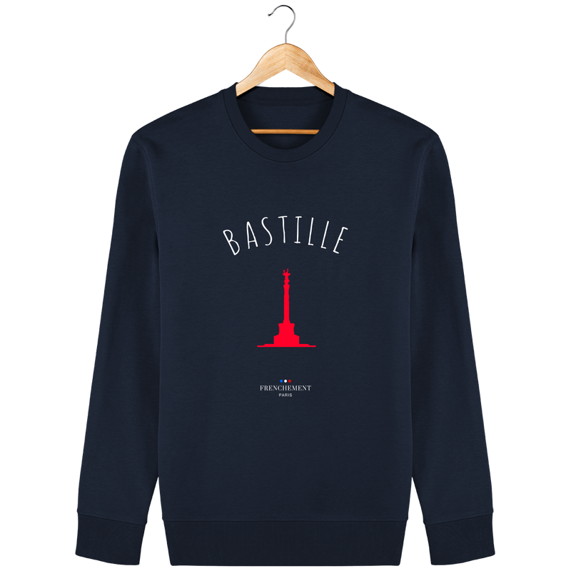BASTILLE | SWEAT UNISEXE BIO - Frenchement