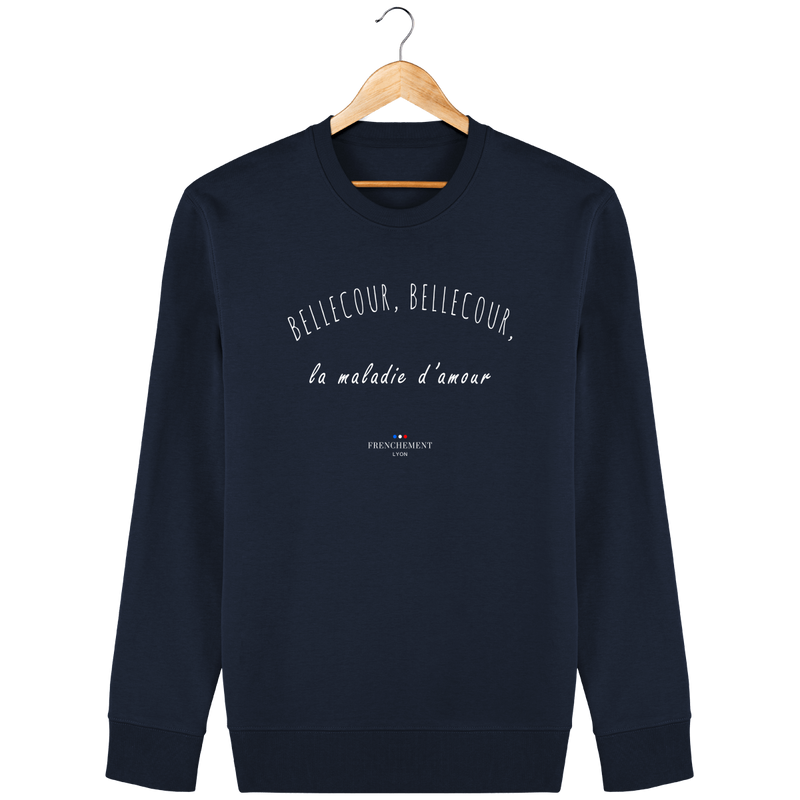 BELLECOUR, BELLECOUR | SWEAT UNISEXE BIO - Frenchement