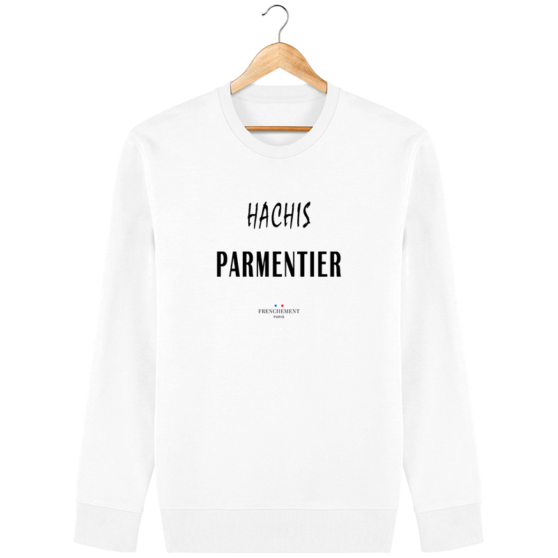HACHIS PARMENTIER | SWEAT UNISEXE BIO - Frenchement