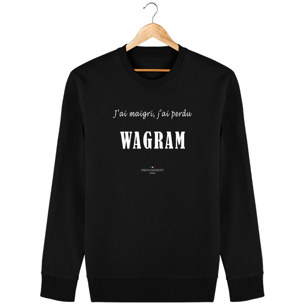J'AI PERDU WAGRAM | SWEAT UNISEXE BIO - Frenchement
