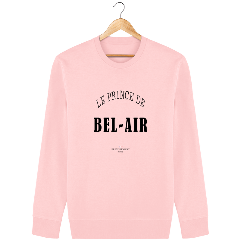 LE PRINCE DE BEL-AIR | SWEAT UNISEXE BIO - Frenchement