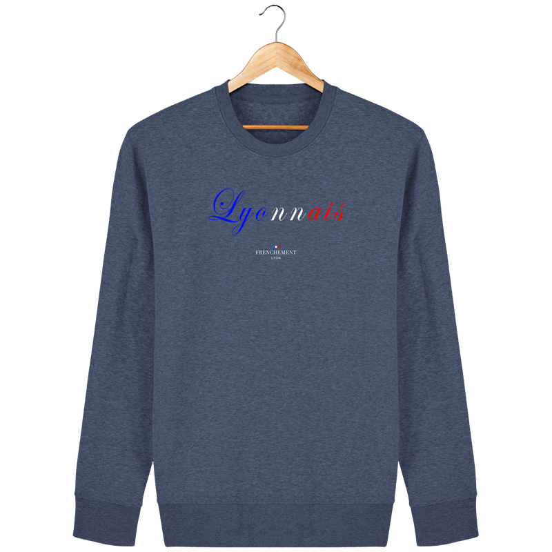 LYONNAIS | SWEAT UNISEXE BIO - Frenchement
