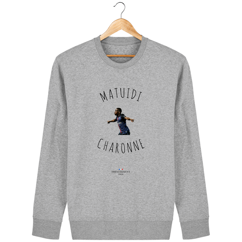 MATUIDI CHARONNE | SWEAT UNISEXE BIO - Frenchement