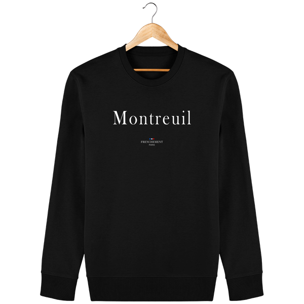 MONTREUIL | SWEAT UNISEXE BIO - Frenchement
