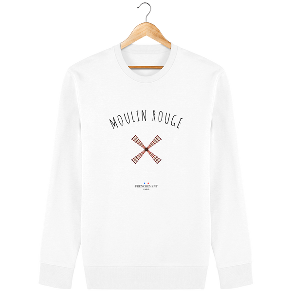 MOULIN ROUGE | SWEAT UNISEXE BIO - Frenchement