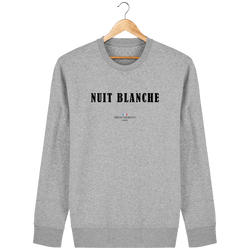 NUIT BLANCHE | SWEAT UNISEXE BIO - Frenchement