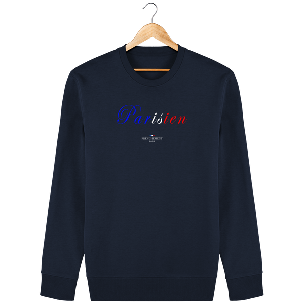 PARISIEN | SWEAT UNISEXE BIO - Frenchement