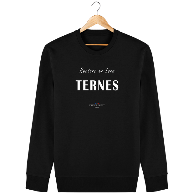 RESTONS EN BONS TERNES | SWEAT UNISEXE BIO - Frenchement