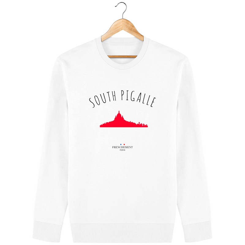 SOUTH PIGALLE | SWEAT UNISEXE BIO - Frenchement