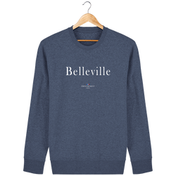 BELLEVILLE | SWEAT UNISEXE BIO - Frenchement
