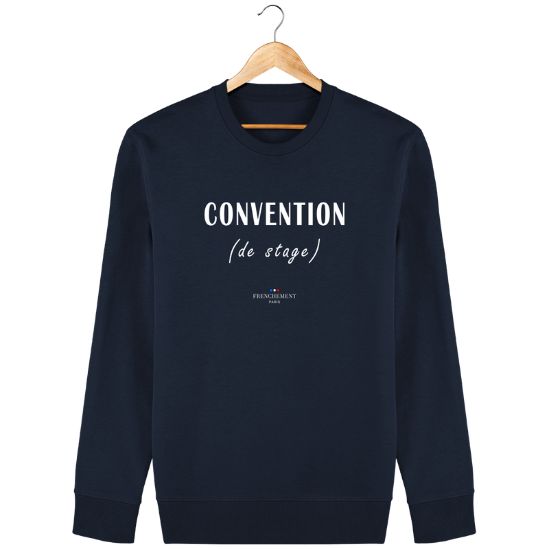 CONVENTION DE STAGE | SWEAT UNISEXE BIO - Frenchement