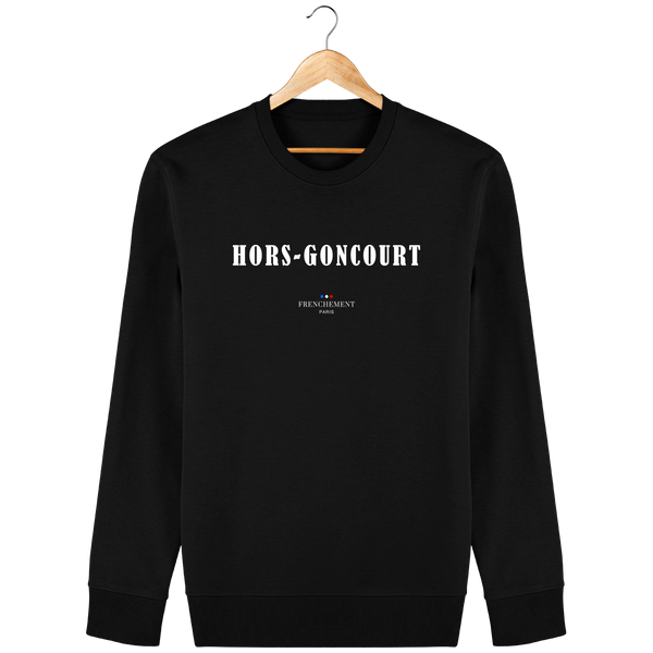 HORS-GONCOURT | SWEAT UNISEXE BIO - Frenchement