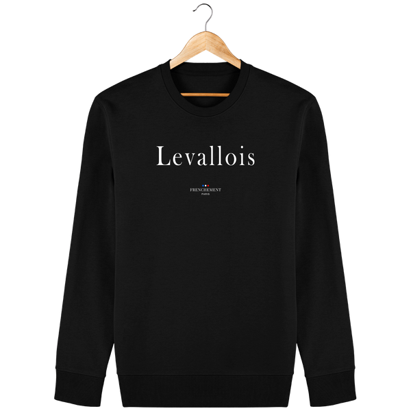 LEVALLOIS | SWEAT UNISEXE BIO - Frenchement