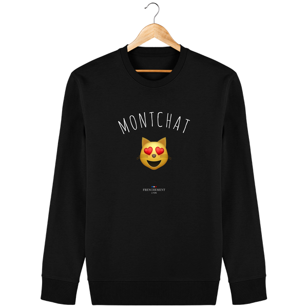 MONTCHAT | SWEAT UNISEXE BIO - Frenchement