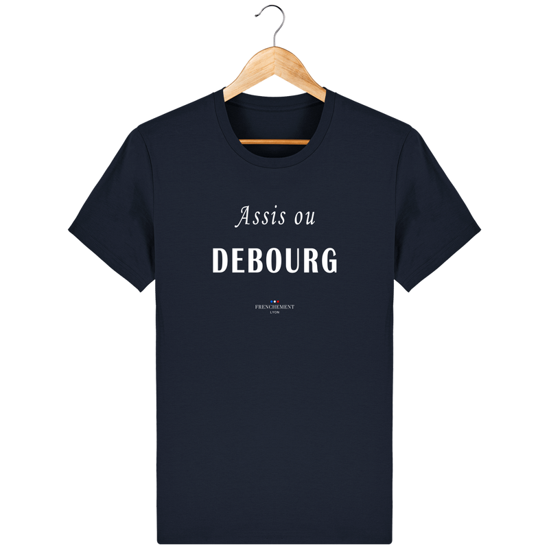 ASSIS OU DEBOURG | T-SHIRT HOMME BIO - Frenchement