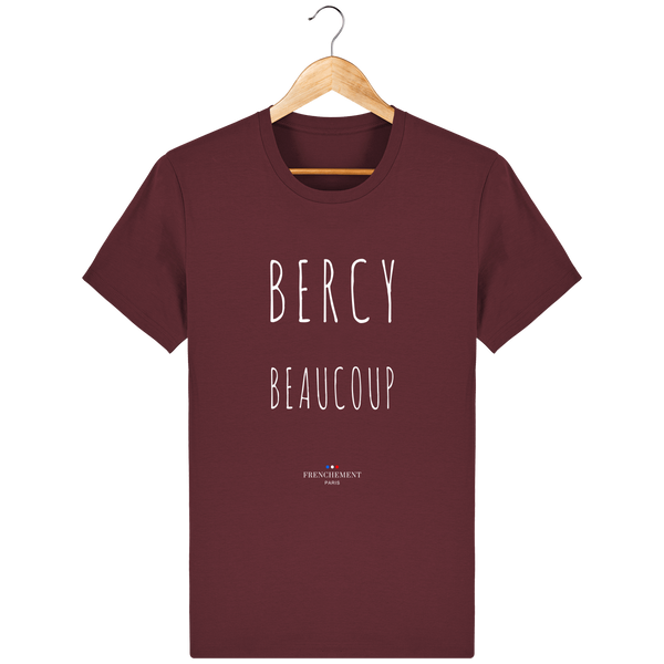 BERCY BEAUCOUP | T-SHIRT HOMME BIO - Frenchement