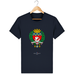 FLUCTUAT NEC MERGITUR | T-SHIRT HOMME BIO - Frenchement